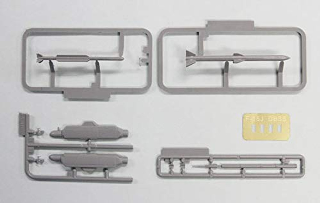 Pit-Road (Greatwall Hobby) SNG04 JASDF Weapon Set Vol.1 1/48 Scale Kit