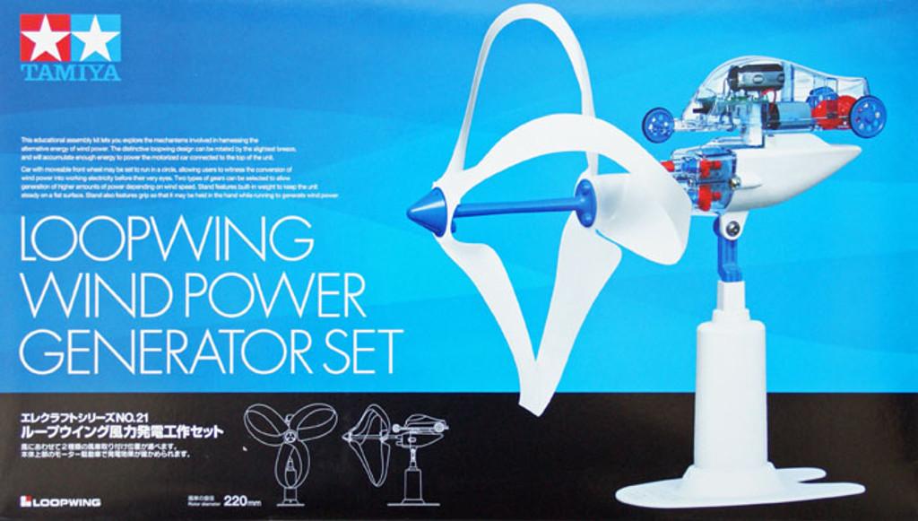 Tamiya 75021 Loopwing Wind Power Generator Set