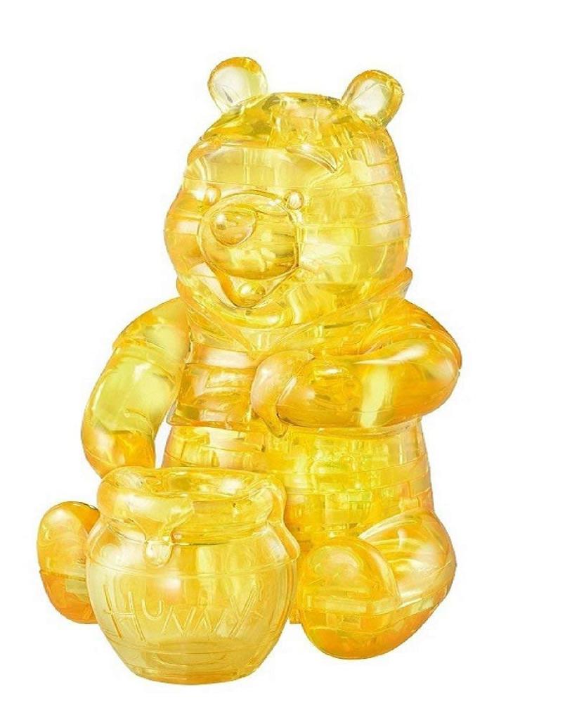 Hanayama Crystal Gallery 3D Puzzle Disney Winnie the Pooh 4977513076173
