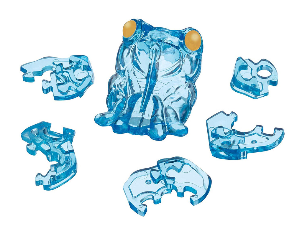 Hanayama Crystal Gallery 3D Puzzle Ultraman Alien Baltan 4977513065771