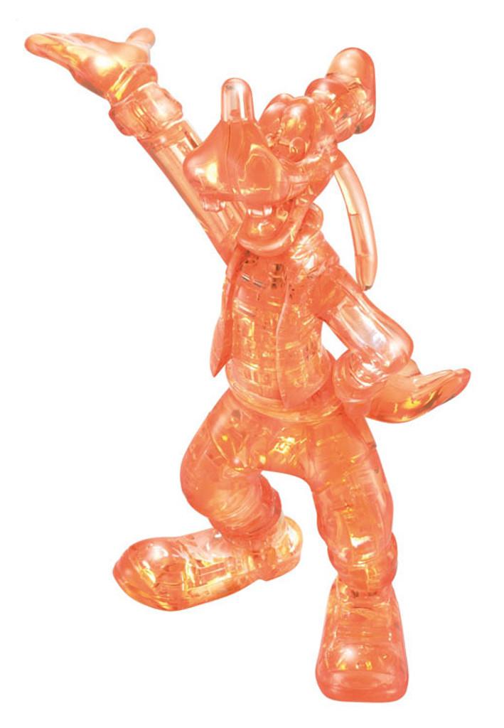Hanayama Crystal Gallery 3D Puzzle Disney Goofy 38 Pieces 4977513076258