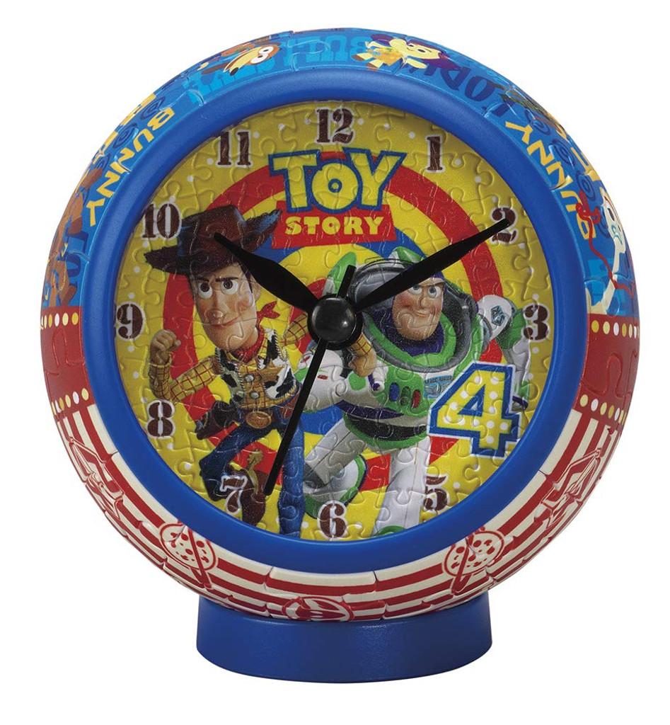 Yanoman 2401-06 Puzzle Clock Toy Story 4 American Pop (145 Pieces)