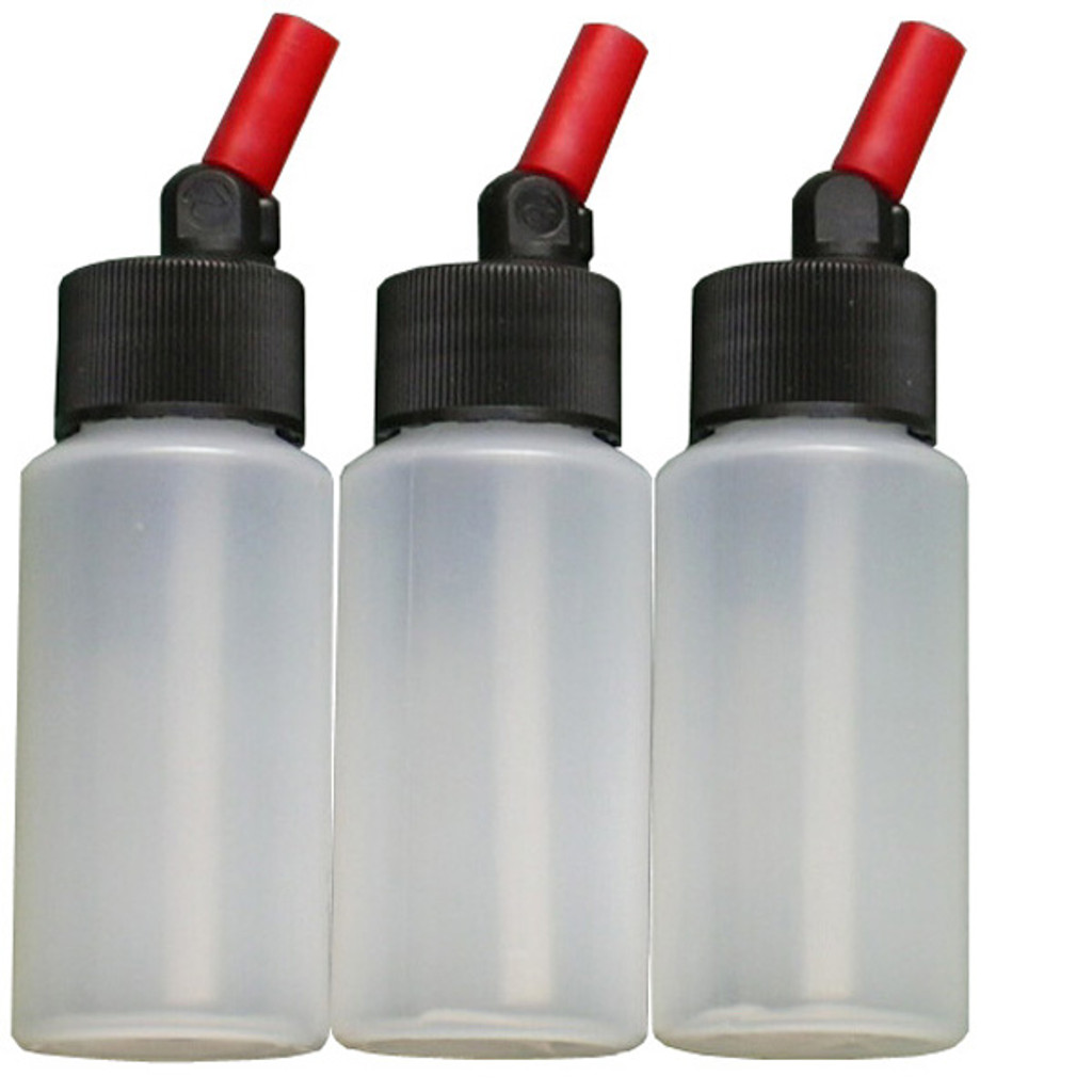 Anest Iwata HPA-PBS3-4 Air Brush Bottle Set (112ml x 3pcs)