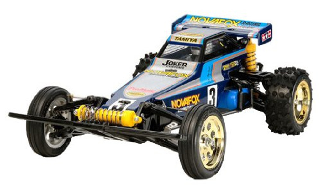 Tamiya 58577 Novafox 1/10 Scale RC Car Series No.577