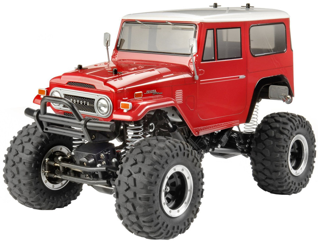 Tamiya 58405 Toyota Land Cruiser 40 CR-1 Chassis 1/10 Scale RC Car Series No.405
