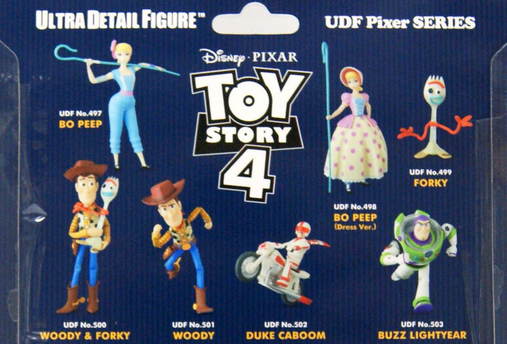 Medicom UDF-499 Ultra Detail Figure Disney Toy Story 4 Forky