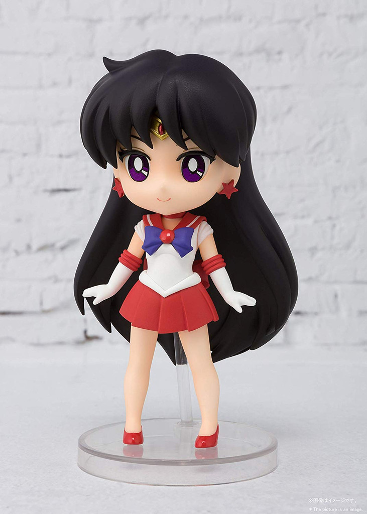Bandai Figuarts mini Sailor Mars (Sailor Moon)