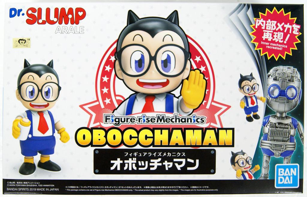 Bandai Figure-Rise Mechanics Dr.Slump Arale Obotchaman Plastic Model Kit