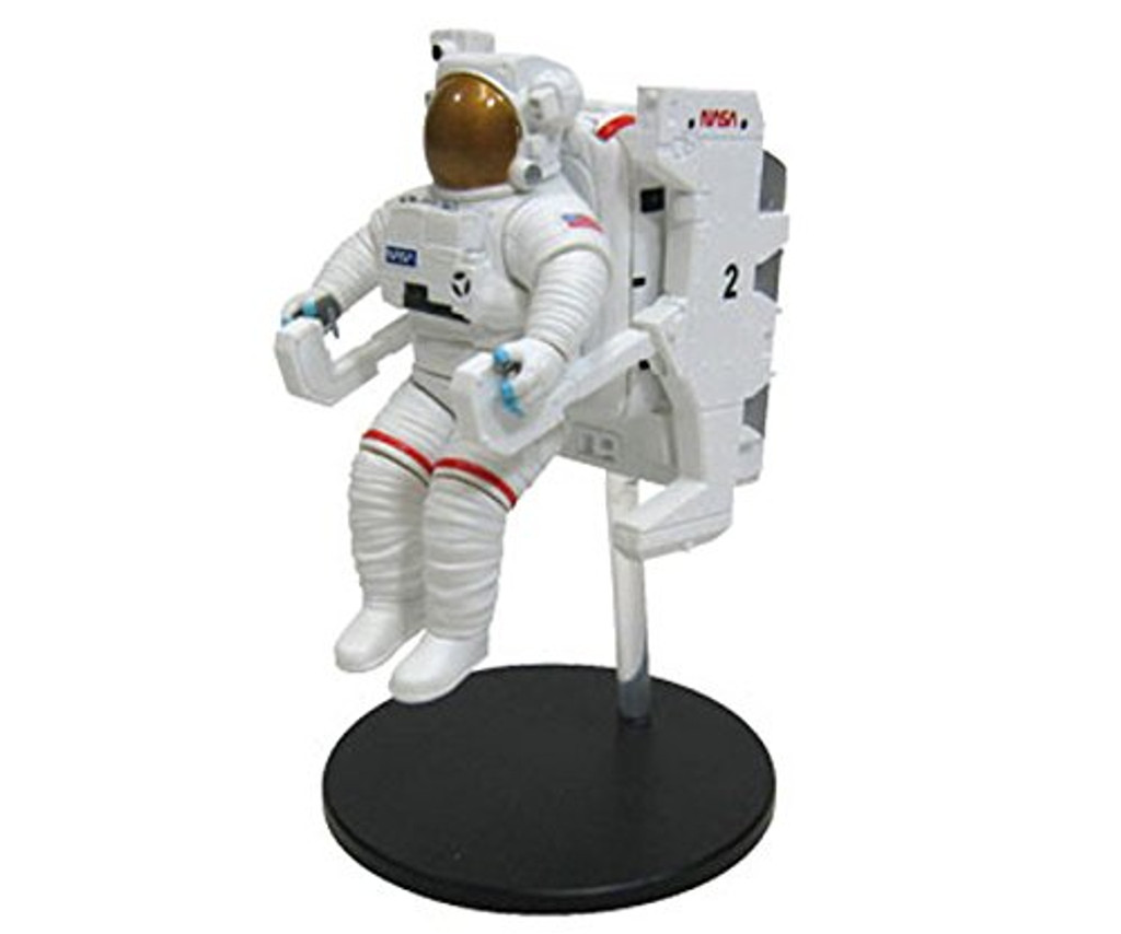Aoshima 04712 4D Puzzle Space No.6 Astronaut With MMU 1/20 Scale Kit