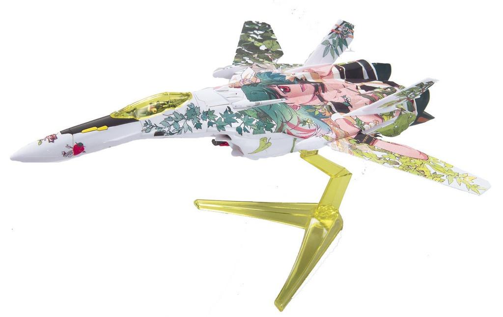 Bandai Macross VF-25F Messiah Valkyrie Fighter Mode Ranka Marking Ver. 1/100 Kit