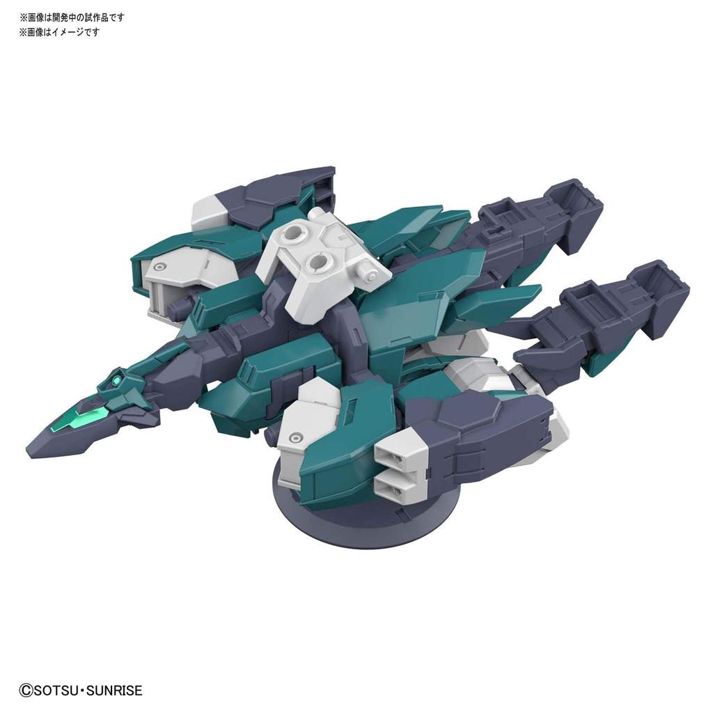 Bandai HG Gundam Build Divers Re:RISE 06 Core Gundam (G3) & Veetwo Unit 1/144