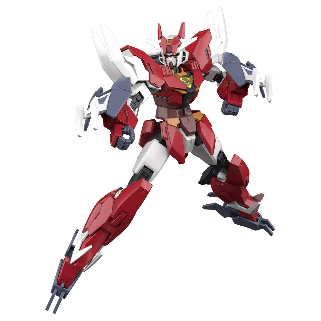 Bandai HG Gundam Build Divers Re:RISE 08 Core Gundam Real Type & Marsfour 1/144
