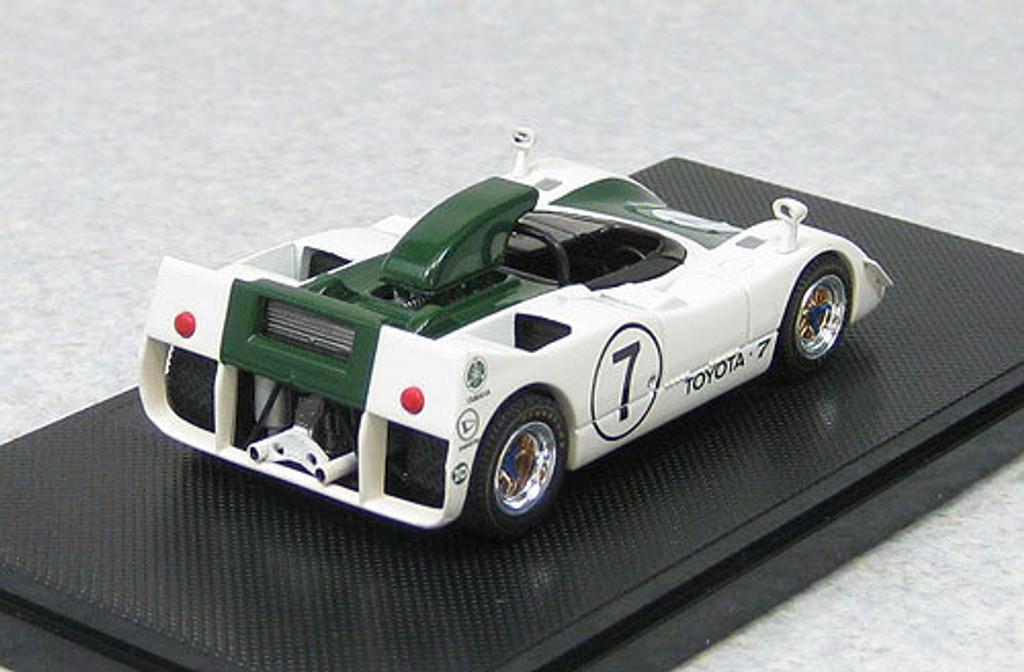 Ebbro 44722 Toyota 7 Japan Grand Prix 1969 No.7 (Green) 1/43 Scale