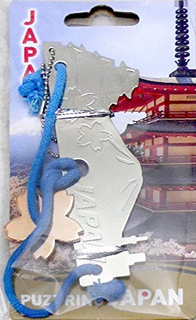 Hanayama Puzzle Puzz Ring Japan JAPAN