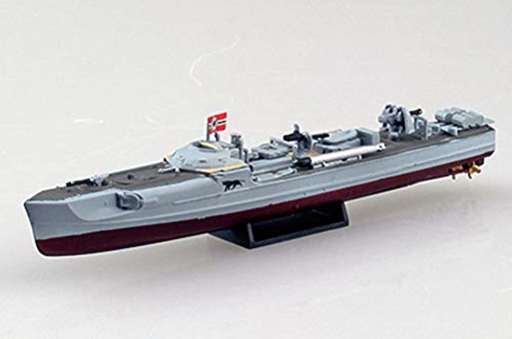 Aoshima Ironclad 05659 Steel Navies S-boat 1/350 Scale Kit