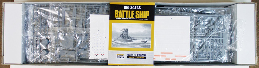 Arii 039830 USS Enterprise 1/400 Scale Kit (Microace)