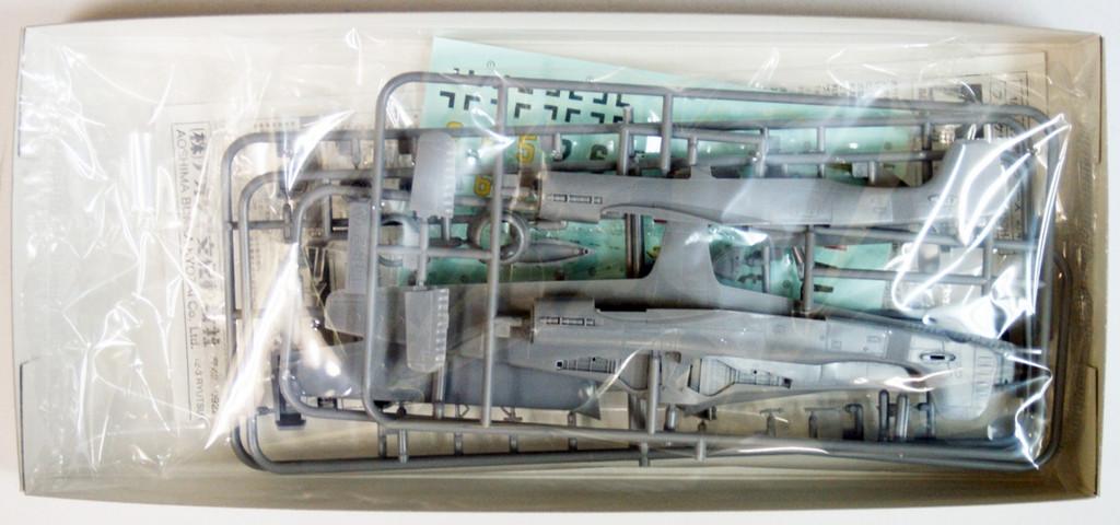 Aoshima 16770 Focke Wulf Ta152 H-1 1/72 Scale Kit