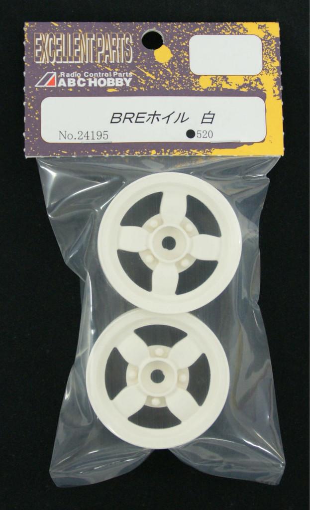 TTR (1/12) Wheel BRE / White