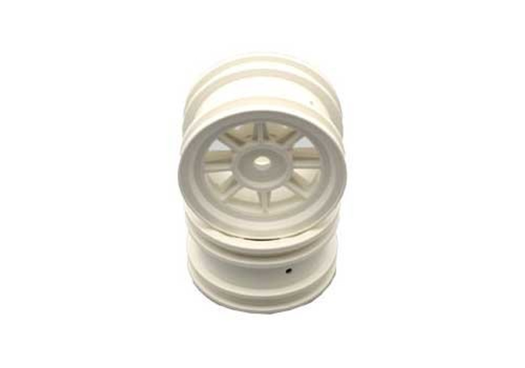 TTR (1/12) Wheel HS / White (Goose KIt Stock)