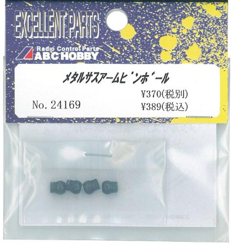 Metal Sus. Arm Pin Ball