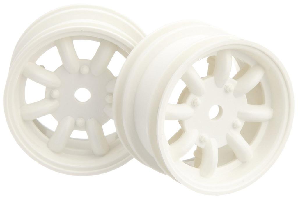REINFORCED TTR (1/12) Wheel WHITE