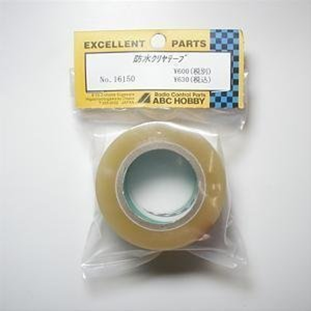 Waterproof Adhesive Tape (Clear)