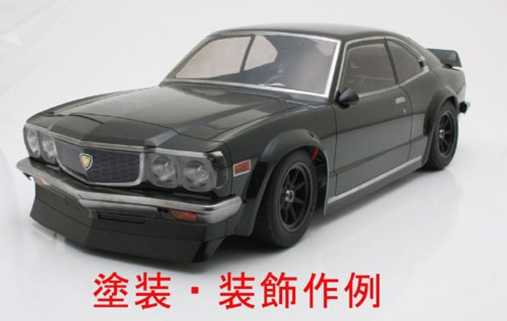 MAZDA SAVANNA RX-3 / Body Set with Light Buckets