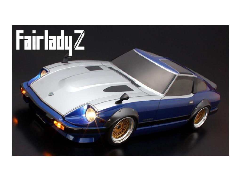 FAIRLADY 280Z (S130) Street Over Fender Body Set