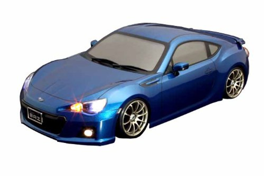 1/10 Subaru BRZ Clear Body