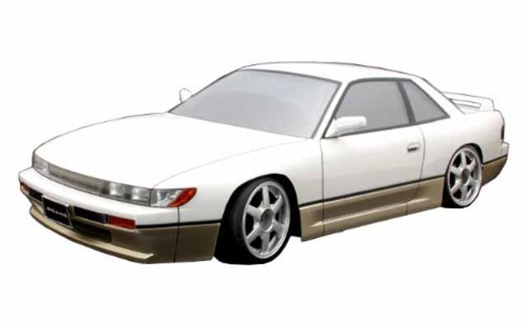 1/10 Nissan S13 Silvia Clear Body