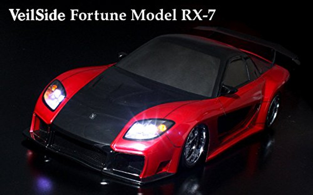 Veilside Fortune Model RX-7 Body Set with Light Bucket