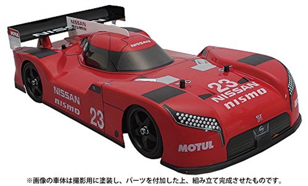 1/10 NISSAN GT-R LM NISMO Clear Body