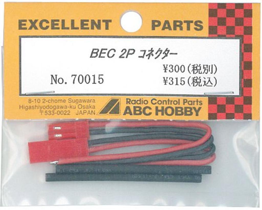 BEC 2P Connector