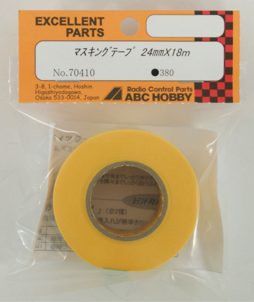 Masking Tape 24mm x 18m