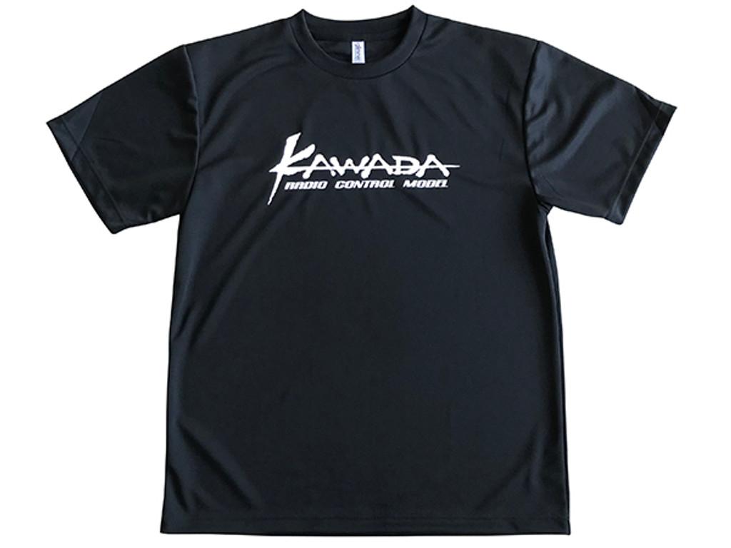 Kawada RC T04102 Kawada T-Shirt Black(Dry) Size=L