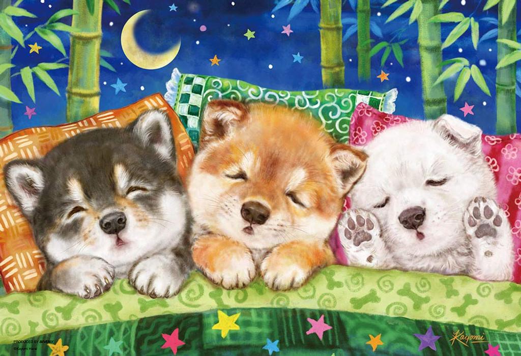 Beverly Jigsaw Puzzle 33-179 Kayomi Harai Cute Dog (300 Pieces)