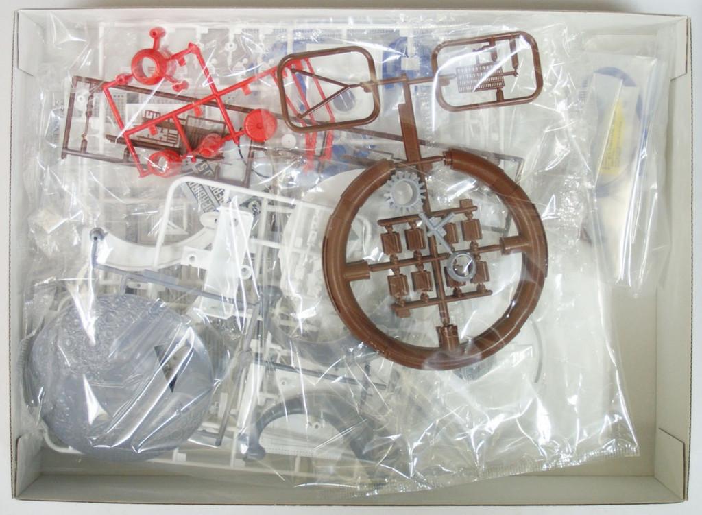 Aoshima 05262 Gerry Anderson Thunderbirds Thunderbird 5 & 3 non-Scale Kit