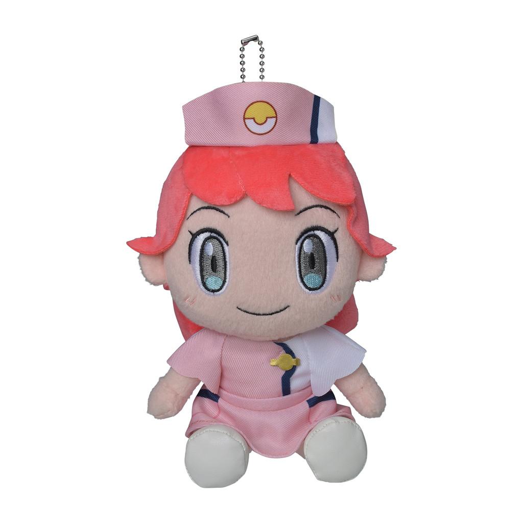 Pokemon Center Original Plush Doll Pokemon Trainers Nurse