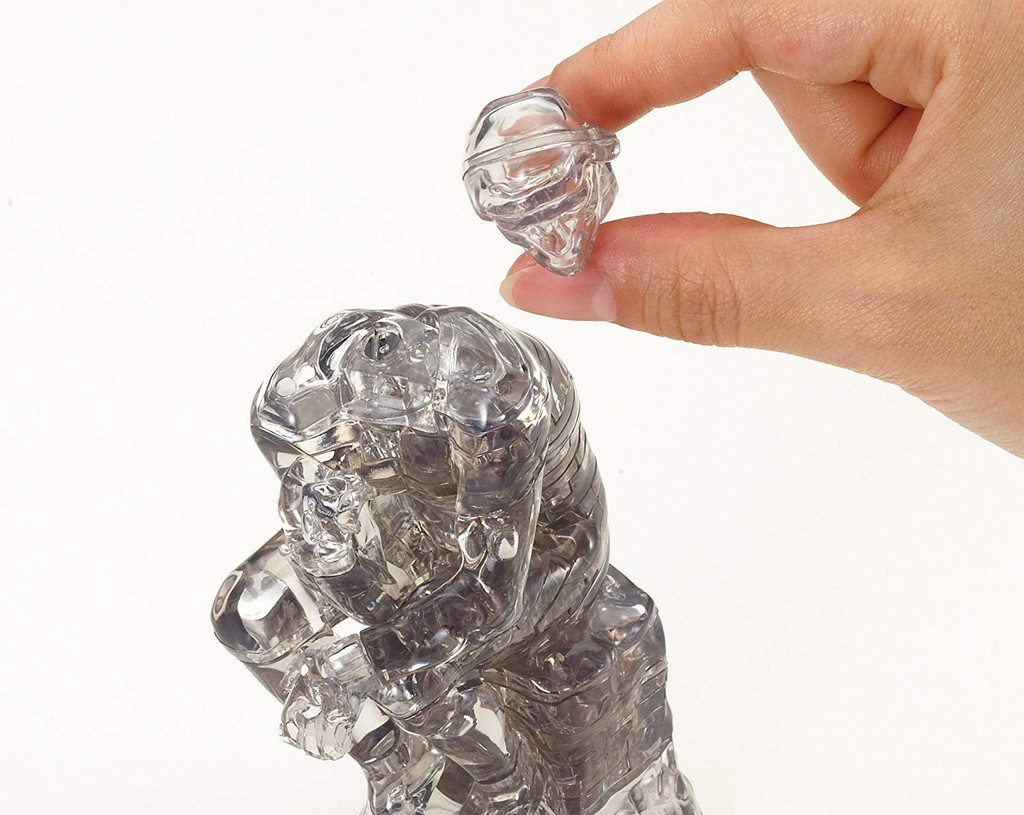 Beverly Crystal 3D Puzzle 484837 The Thinker (43 Pieces)