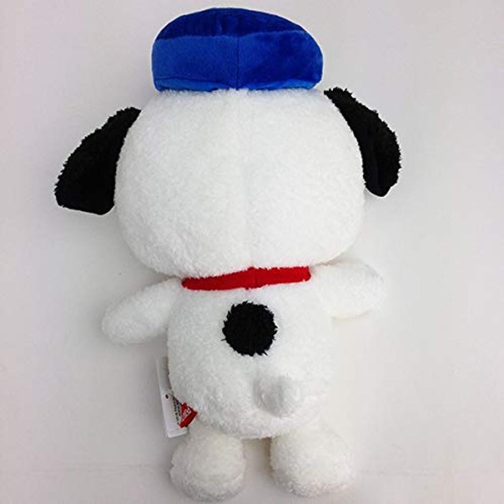 Nakajima Peanuts Big Face Plush Doll 'Olaf' S TJN