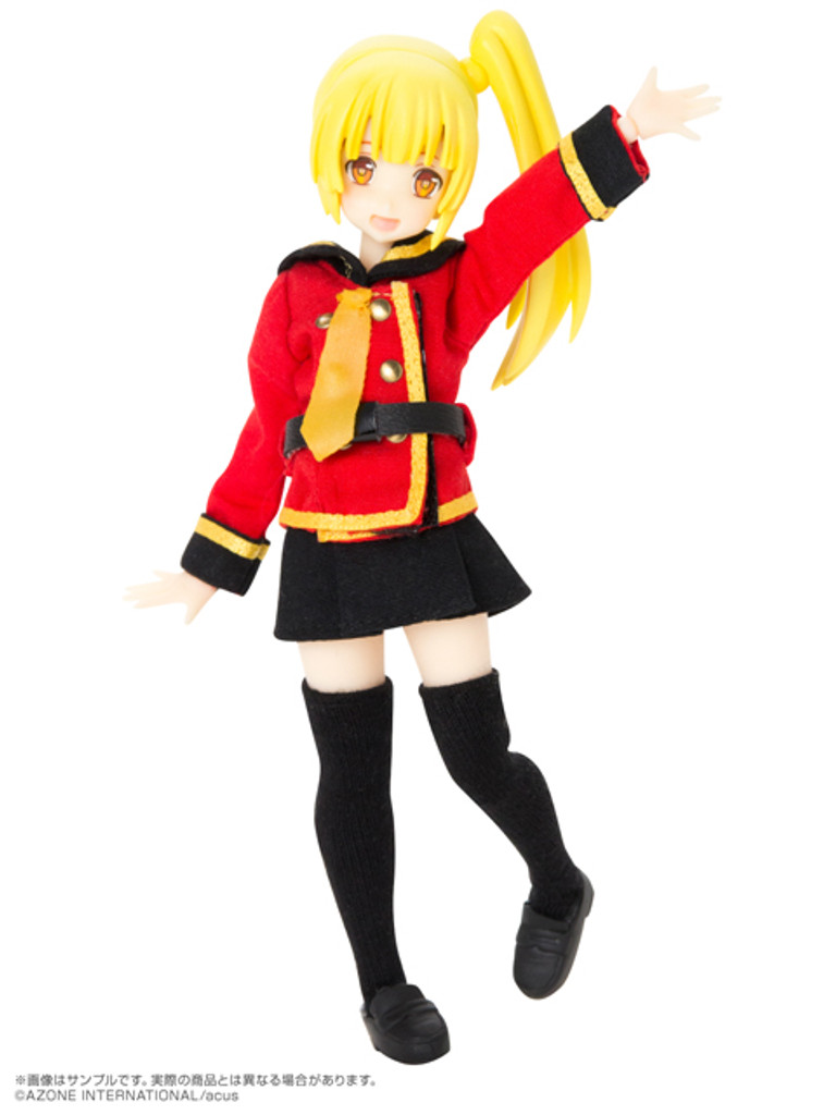Azone ALC046-AYE Assault Lily Series 046 [Custom Lily] Type-A Ver.2.0 (Yellow)