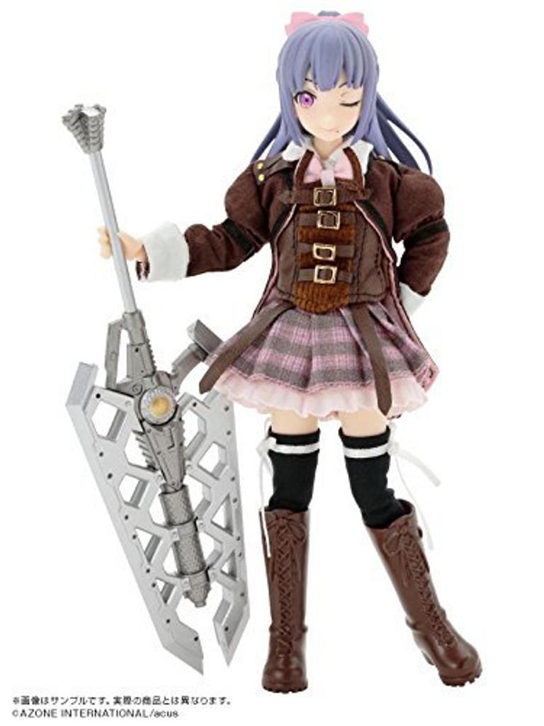 Azone ALC033-FJS 1/12 Assault Lily Series 033 Assault Lily Side Story Fukuyama Jeanne Sachie