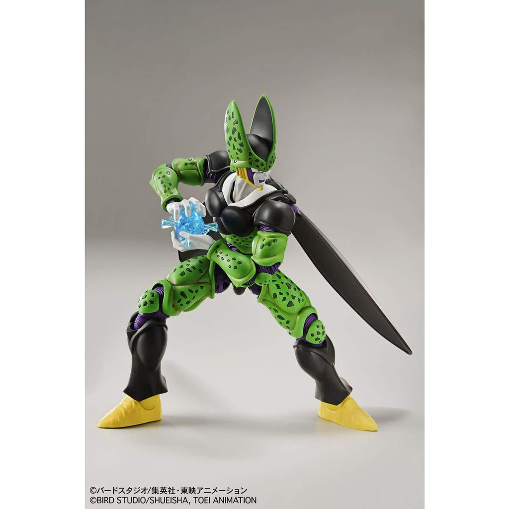 Bandai Figure-Rise Standard 582157 Dragon Ball PERFECT CELL (Renewal) Plastic Model Kit