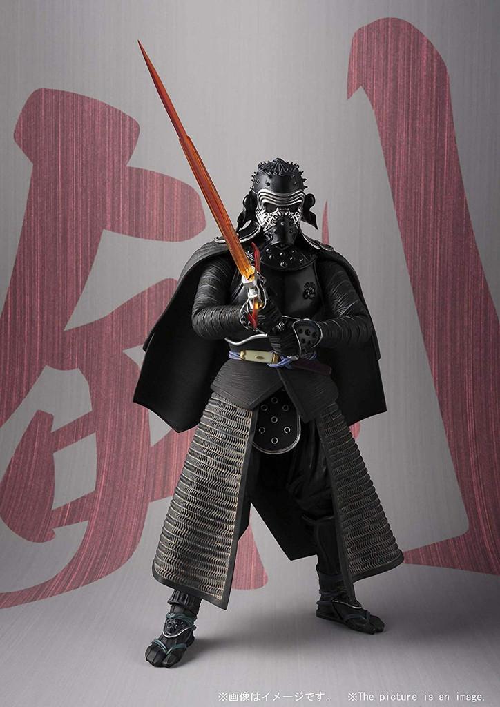 Bandai Meisho Movie Realization Samurai Kylo Ren Figure (Star Wars)