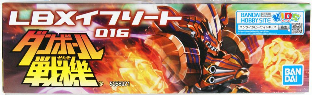 Bandai LBX 016 LBX Ifrit Non-Scale Kit