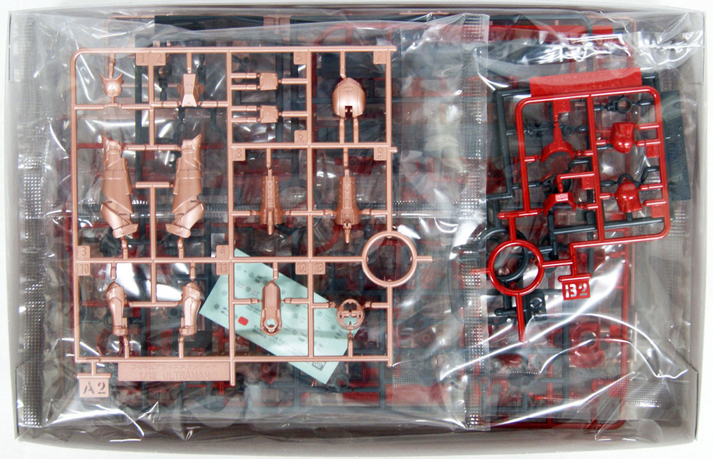 Bandai Figure-Rise Standard Ultraman (B Type) (Limiter Release Ver.) 1/12 Scale Plastic Kit