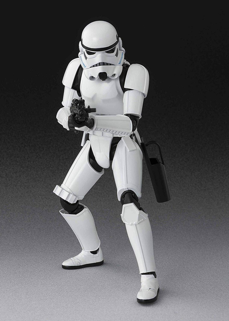 Bandai S.H. Figuarts Stormtrooper (Star Wars: A NEW HOPE) Figure