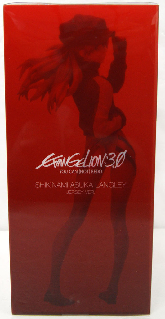 ALTER Asuka Shikinami Langley Jersey Ver. 1/7 Scale Figure (Evangelion 3.0 You Can (Not) Redo)