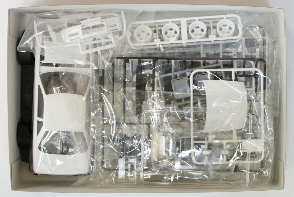 Aoshima 08898 Nissan RASTY S13 SILVIA 1/24 Scale Kit