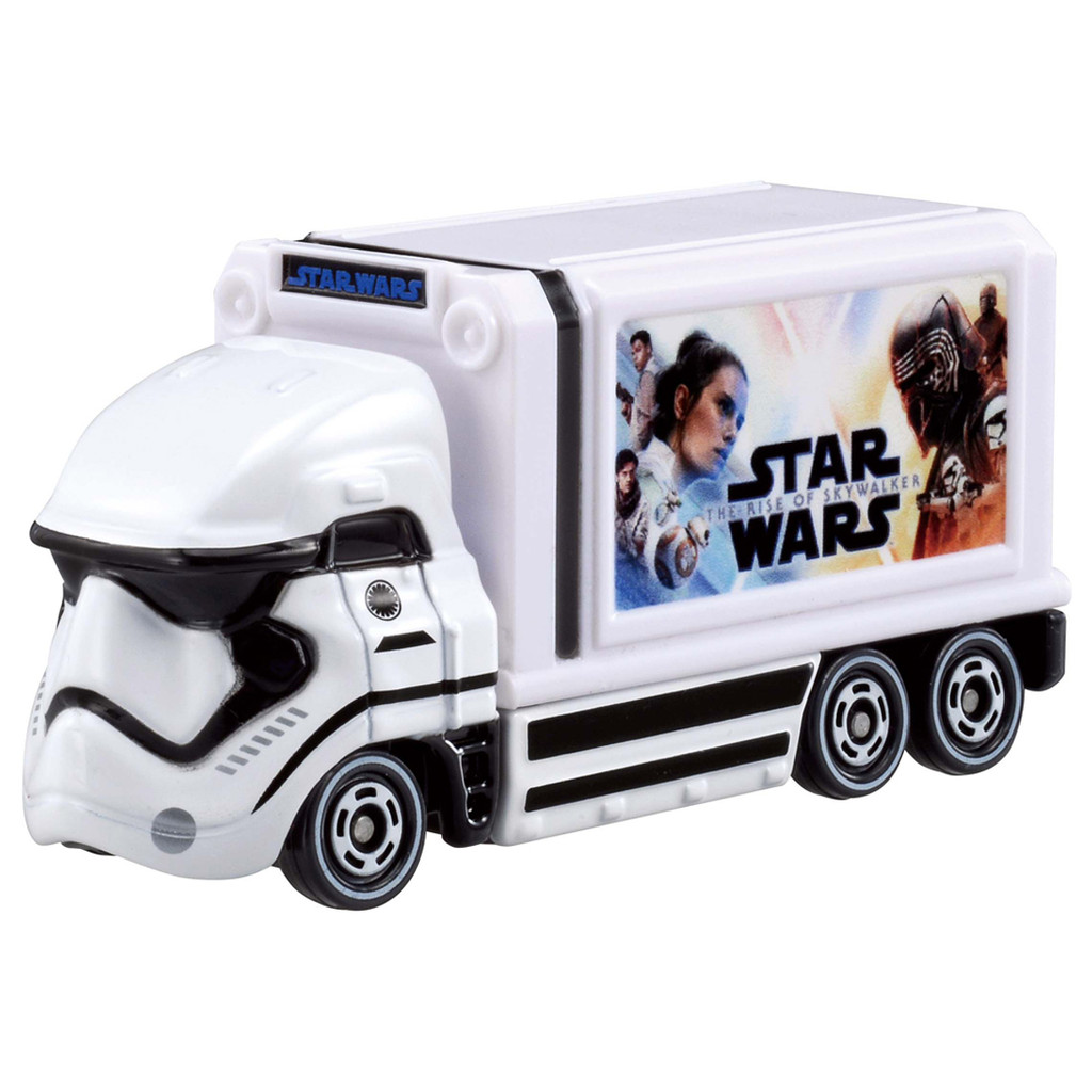 Takara Tomy Tomica Disney Star Wars Star Cars Stormtrooper Ad Truck Rise Of Skywalker (4904810141211)